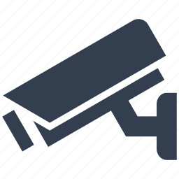 camera, cctv, equipment, safety, security, surveillance, technology icon