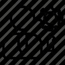 icon, line, 1, self improvement, graph