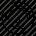 icon, line, performa, thin