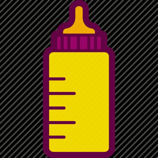 Baby, bottle, feeding, milk icon - Download on Iconfinder