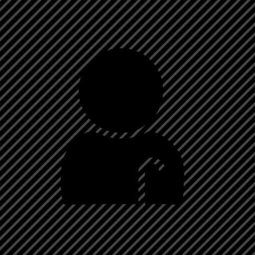 elderly, old, retired, senior, senior user, user icon