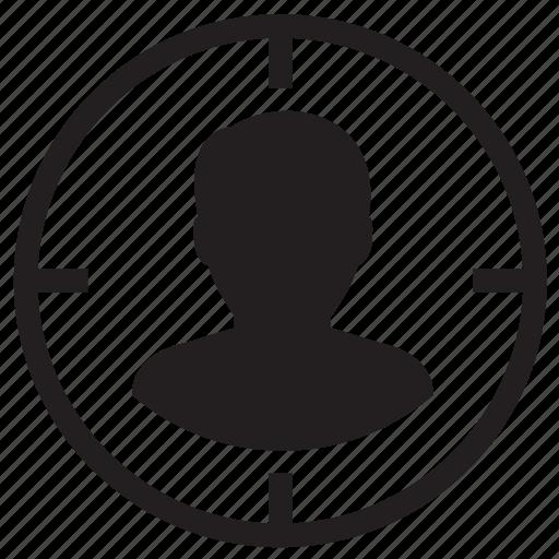 aim, audience, business, goal, marketing, seo, target icon