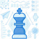 business, chess, game, piece, seo, strategy, thought