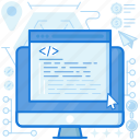 browser, code, coding, cursor, programming, webpage, website