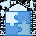 megaphone, piece, plug, plugin, puzzle, webpage, website