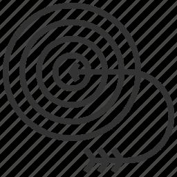 analysis, marketing, optimization, seo, targeting icon