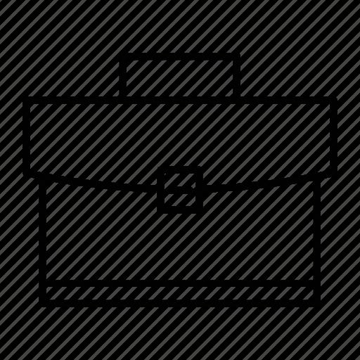 bag, brief case, finance icon