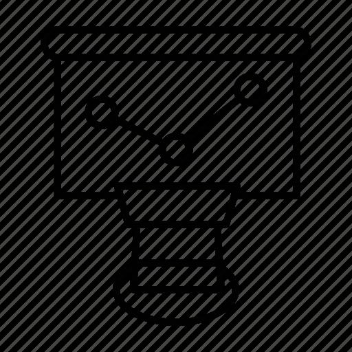 graph table icon