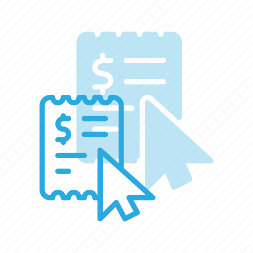 advertising, clic, click, cost, pay, per icon