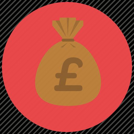 british, currency, finance, money, pound icon