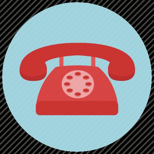 communication, home, phone, telephone icon