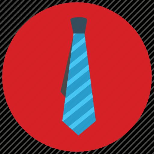 business, formal, striped, tie, uniform icon
