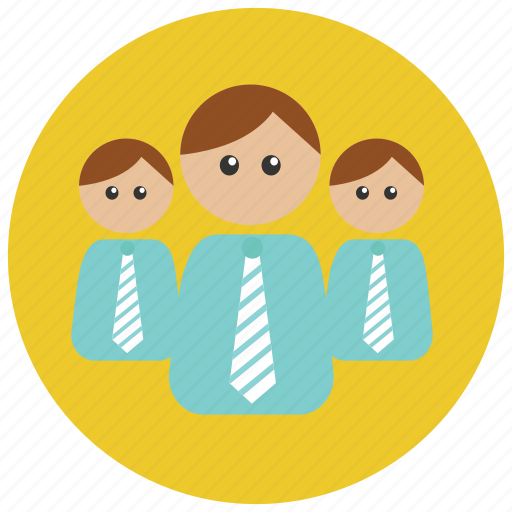business, community, team, work icon