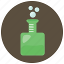 chemical, chemistry, laboratory, test, tube icon