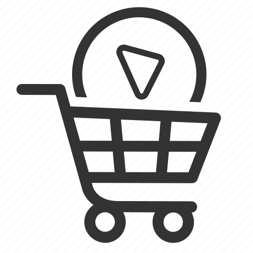 Basket, cart, ecommerce, seo, shopping, video marketing, business icon - Download on Iconfinder