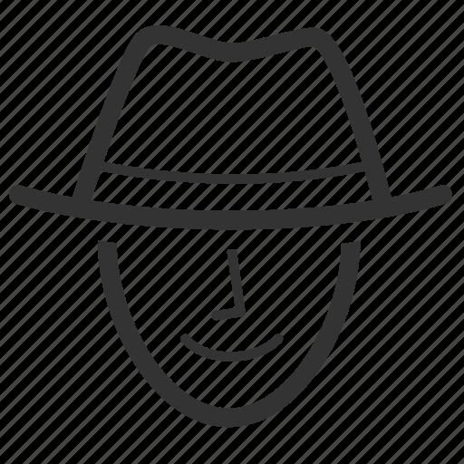 account, detective, person, profile, seo, seo consulting, white hat icon