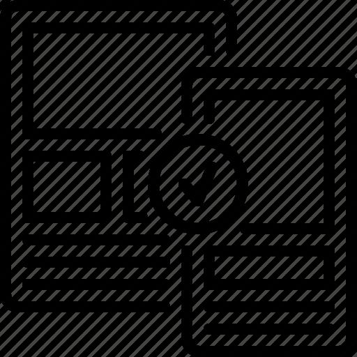 interface design, user interface design, web design icon