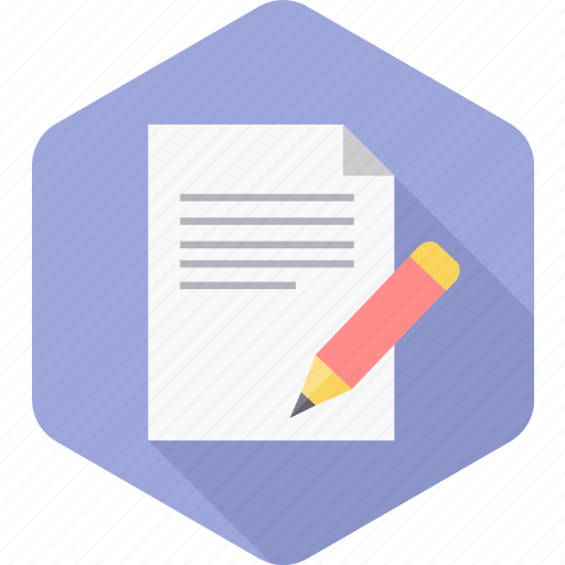 agreement, approve, deal, document, format, sign, writing icon