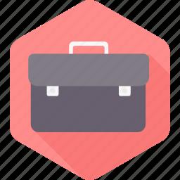 bag, business, marketing, office, portfolio, school icon