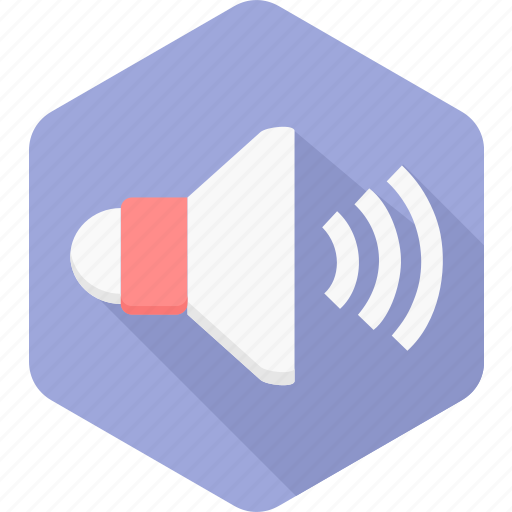 media, music, player, sound, speaker, voice, volume icon