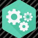 process, settings, machine, cog, setting, system, mechanism