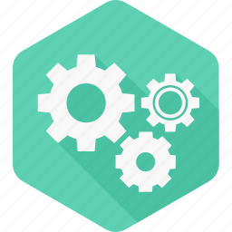 cog, machine, mechanism, process, setting, settings, system icon