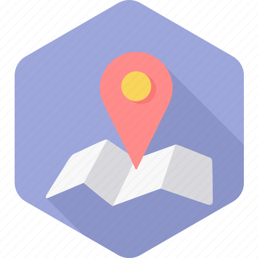 gps, location, map, navigation, page, seo, web icon