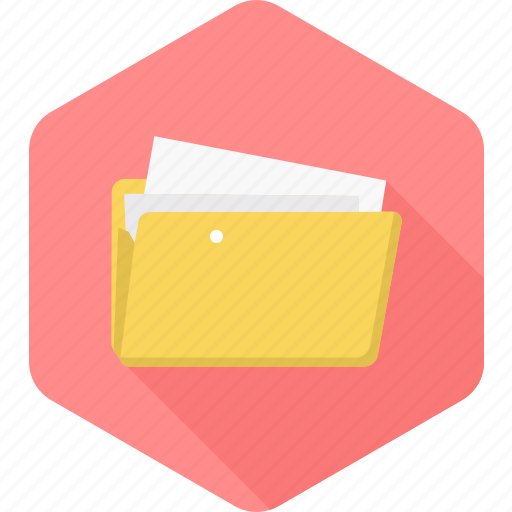 archive, document, documents, file, files, folder, storage icon
