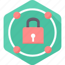 lock, locked, password, privacy, protection, safe, secure icon