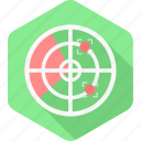 aim, focus, goal, shoot, shooting, target icon