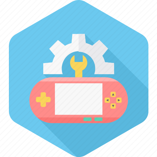 development, device, game, mobile, setting, settings, sports icon