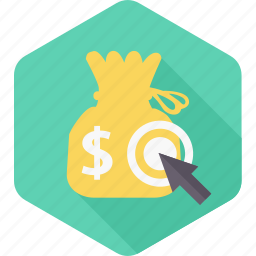 bag, buy, click, ecommerce, money, online, purchase icon