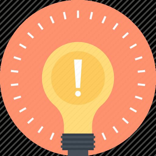 bulb, energy, idea, imagination, inspiration, light, solution icon