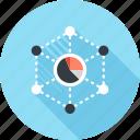 business, chart, data, graph, network, statistics