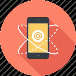 advertising, communication, email, marketing, mobile, promotion, seo icon