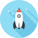 fly, rocket, launch, space, startup, start, spaceship