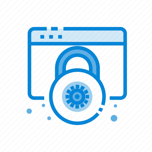 data, page, protection, secure, security icon