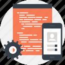 app, application, coding, development, mobile, program, software
