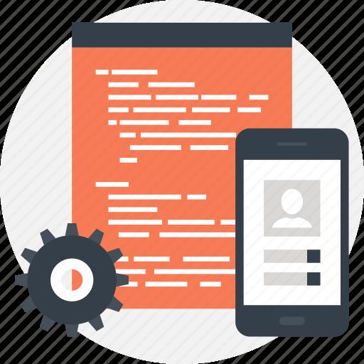 App, application, coding, development, mobile, program, software icon - Download on Iconfinder
