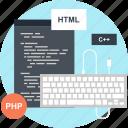 app, application, coding, development, keyboard, program, software