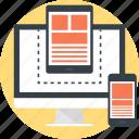adaptive, computer, design, development, device, responsive, web