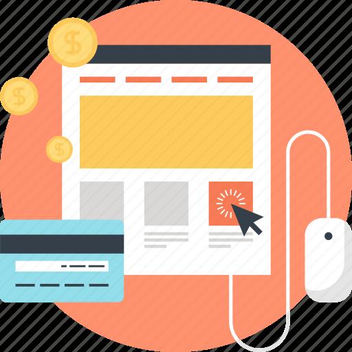 business, buy, commerce, digital, ecommerce, electronic, shopping icon