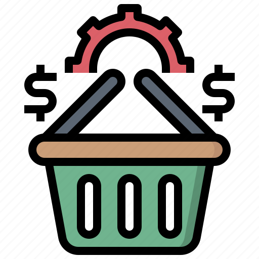 Ecommerce, marketing, monitor, online, screen, shop, website icon - Download on Iconfinder