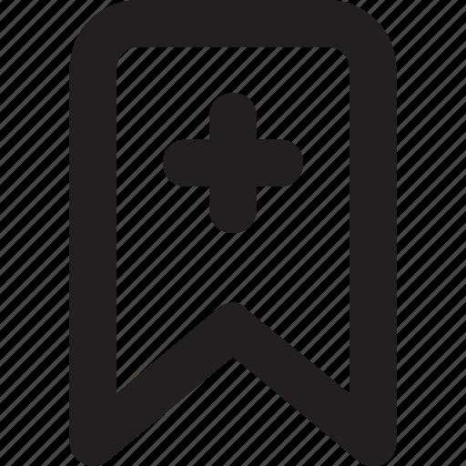 add bookmark, bookmark, favorite, mark, web icon