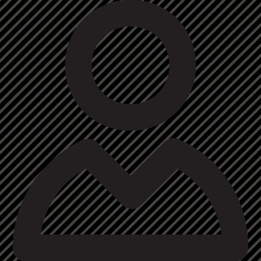 avatar, member, picture, profile, user icon