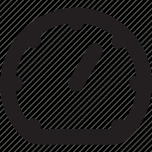 Dashboard, gauge, performance, speed, speedometer icon - Download on Iconfinder
