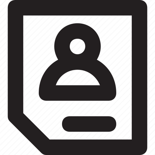 cv, document, report, resume, sheet icon