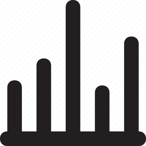 bar chart, bar graph, chart, infographics, progress icon