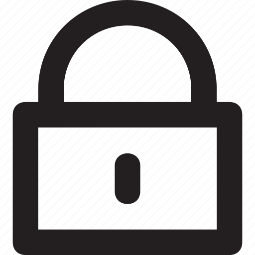 lock, login, protection, safety, security icon