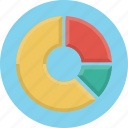 analytics, web, diagram, graph, statistics icon